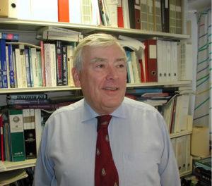 Prof David E. Brookes